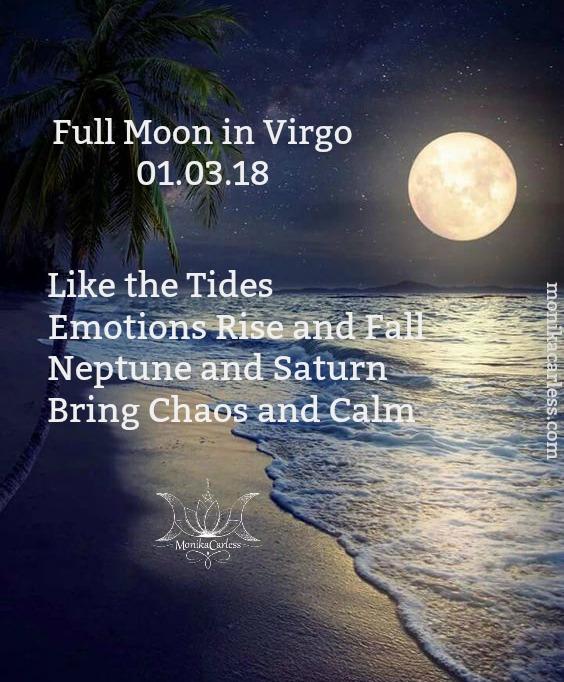Full Moon in Virgo  01 03 18 – Monika Carless Author